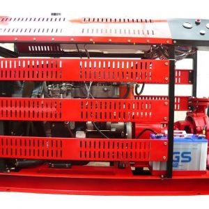 Máy Bơm Chữa Cháy Diesel Hyundai Mb100 250h