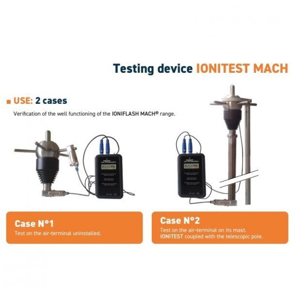 Testing Device Ionitest Mach 1