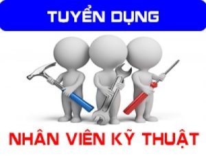 Tuyen Nha Vien Ky Thuat Tai Nghe An