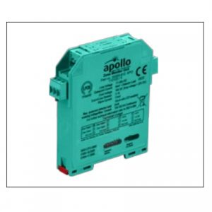 Xp95 Din Rail Zone Monitor With Isolator
